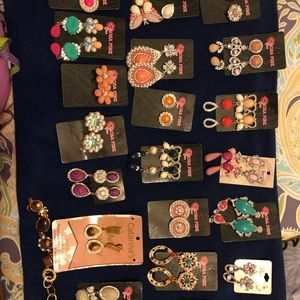 Accessories - earring collection